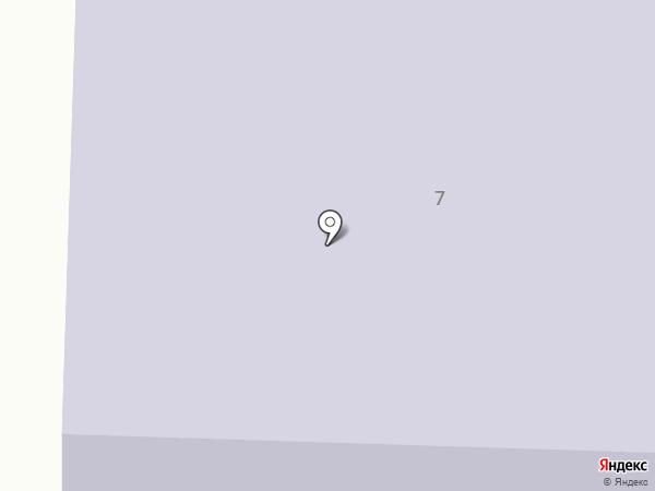 Детская школа искусств №12 на карте Белово