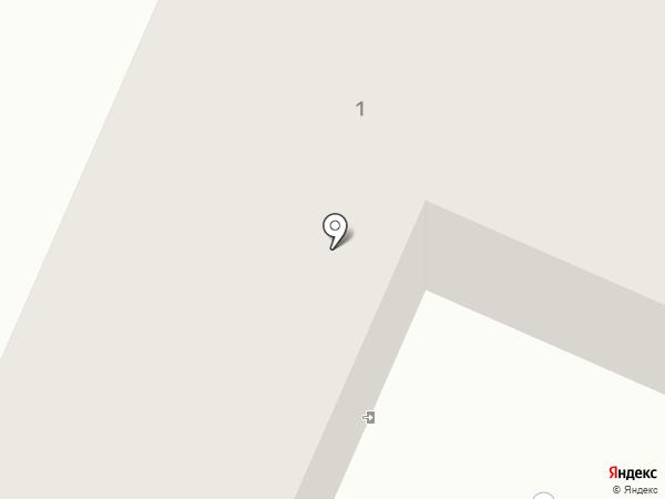 Торгово-внедренческая компания на карте Белово