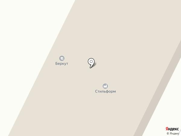 Улов на карте Белово