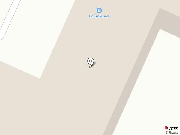 Магазин автотракторных запчастей на карте Белово