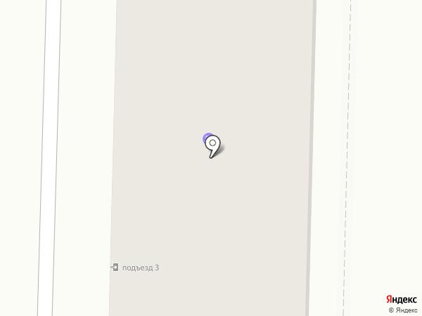 Веселый чубчик на карте Белово