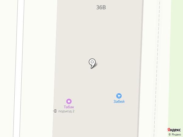 Planita на карте Белово