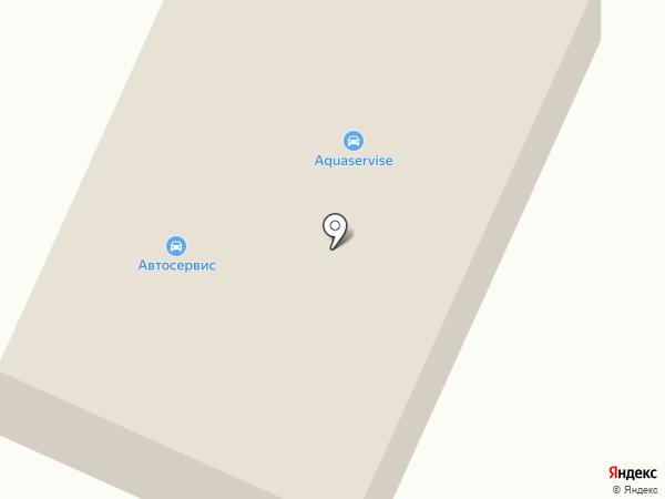 N-TYRE на карте Белово