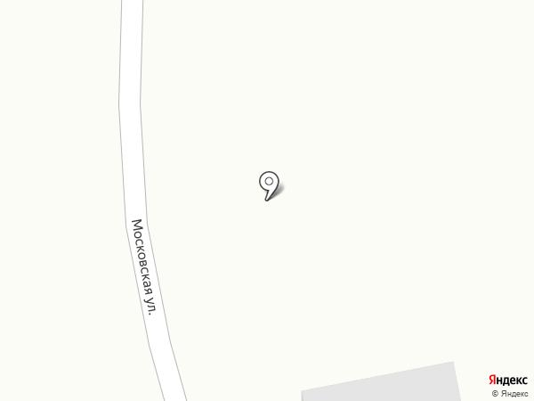 Чирков Н.К. на карте Белово