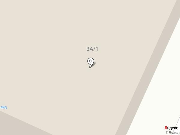 Автотрейд на карте Белово