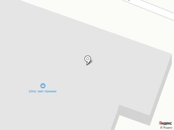 Газ-Ойл Сервис на карте Белово