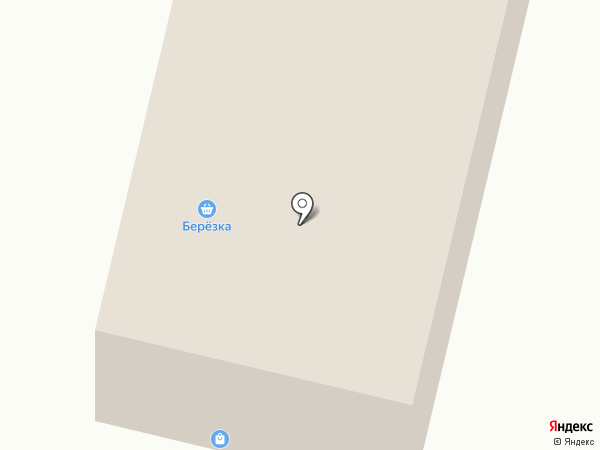 Берёзка на карте Белово