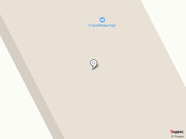 СтройМашТорг на карте Белово