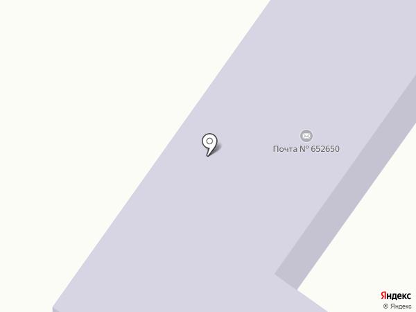 Сбербанк, ПАО на карте Новобачатов