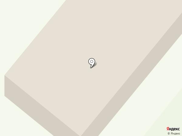 Шахтёр на карте Белово