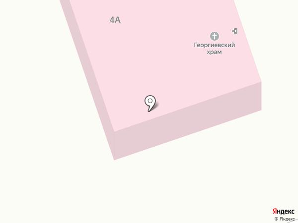 Баня №2 на карте Белово