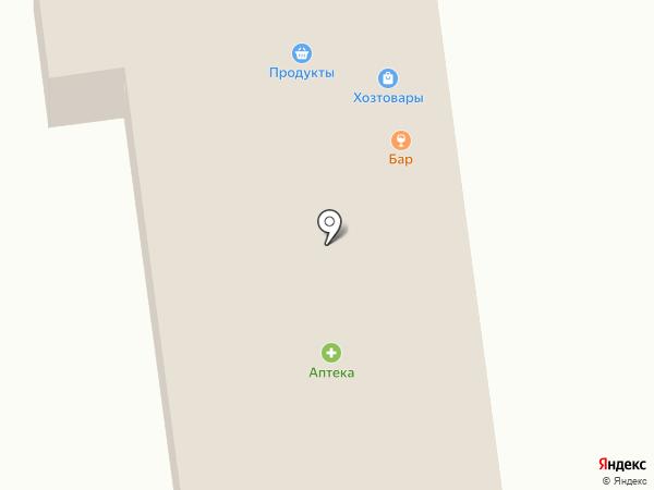 Аптека на Новой на карте Грамотеино