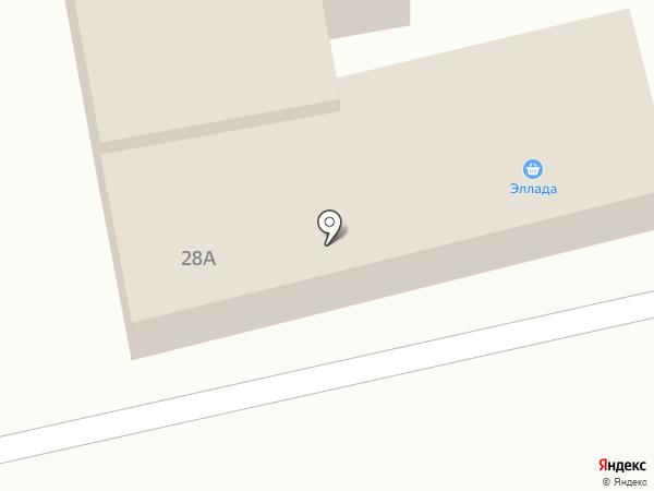 Эллада на карте Грамотеино