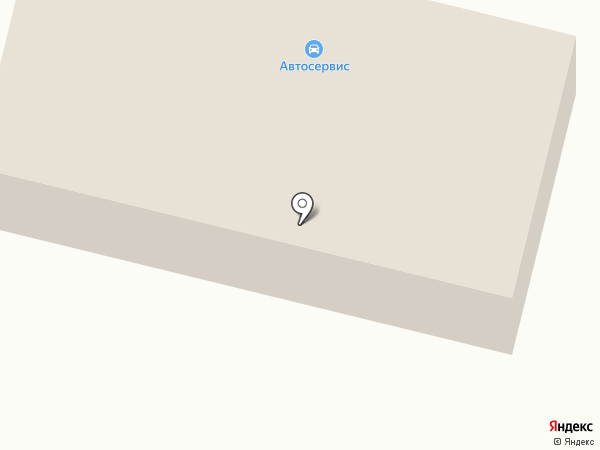 Шиномонтажная мастерская на Светлой на карте Грамотеино