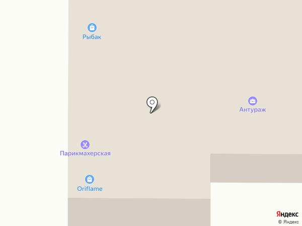Парикмахерская на Светлой на карте Грамотеино