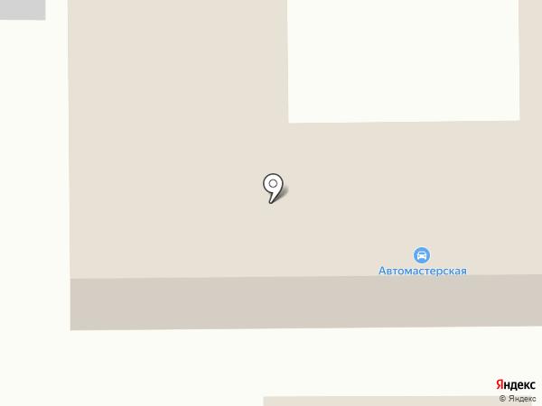Автомастерская на карте Грамотеино