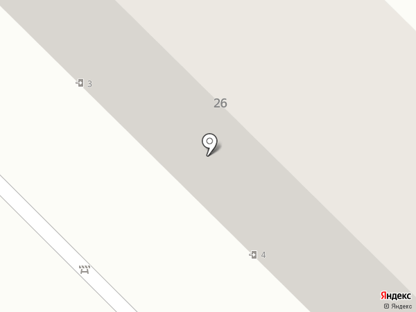 Мотоблок на карте Грамотеино