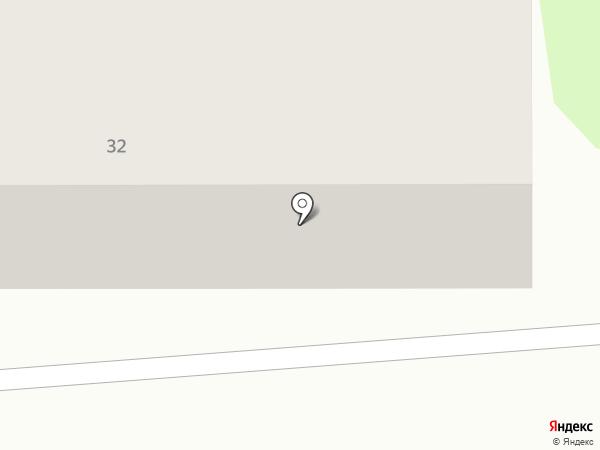 Детская библиотека №3 на карте Грамотеино