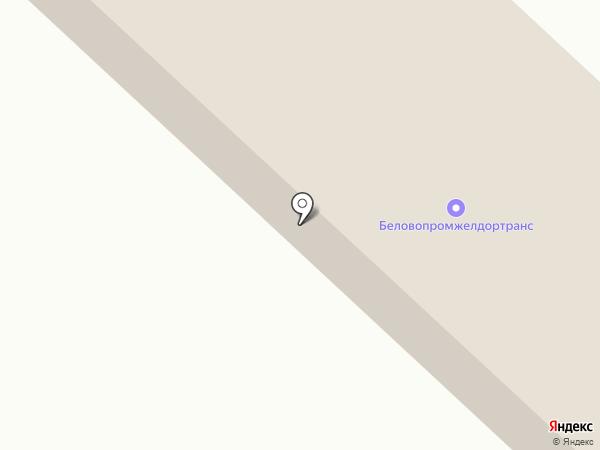 Майнинг Солюшнс на карте Инского