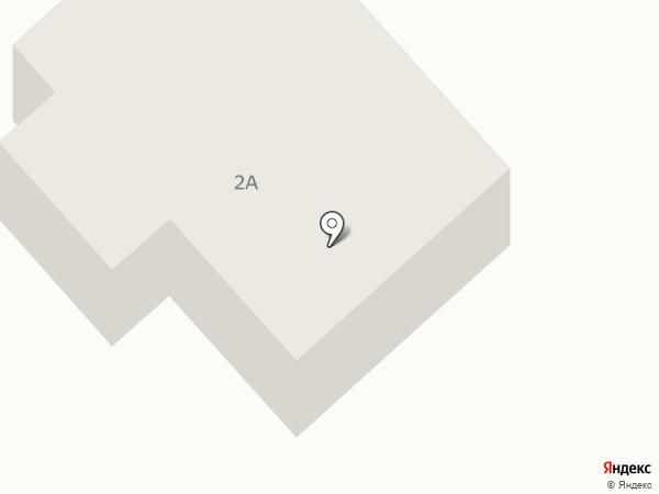 Атерра на карте Инского