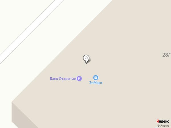 Аптечный дом на карте Инского