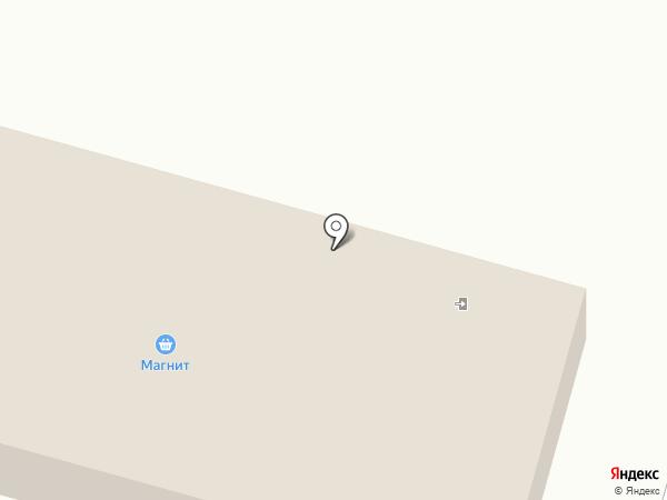 Гастроном-пекарня на карте Инского