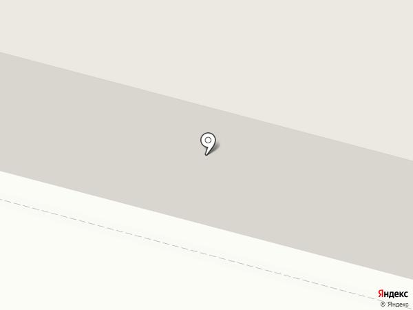 Служба автоэвакуации на карте Инского