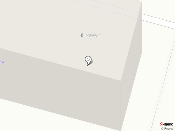Лиана на карте Инского