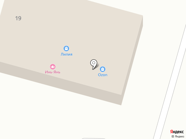 CarLifeShop на карте Инского