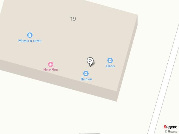 Diva на карте Инского