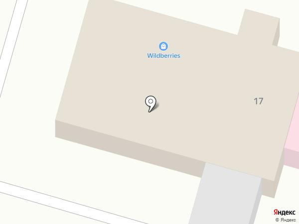 Приступа на карте Инского