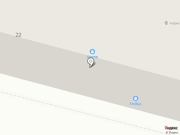 Продуктовый магазин на ул. Ильича на карте Инского