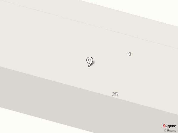 Центр социального обслуживания населения г. Белово на карте Инского