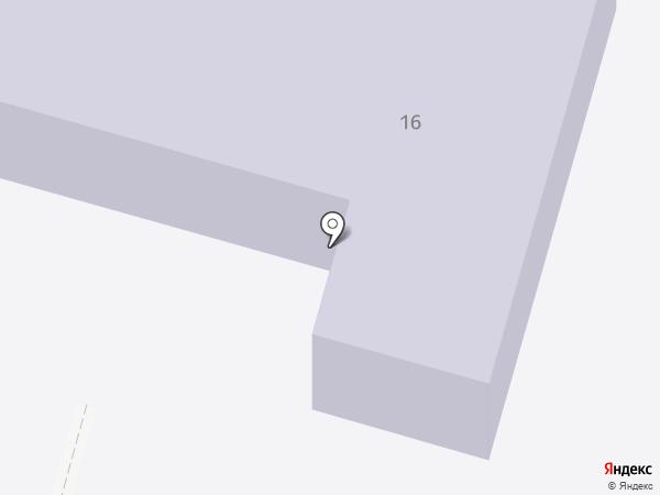 Детский сад №34 на карте Инского