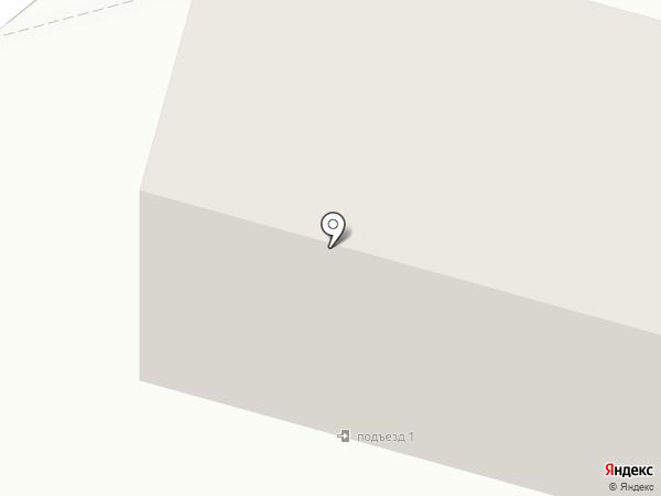 Кружка на карте Инского