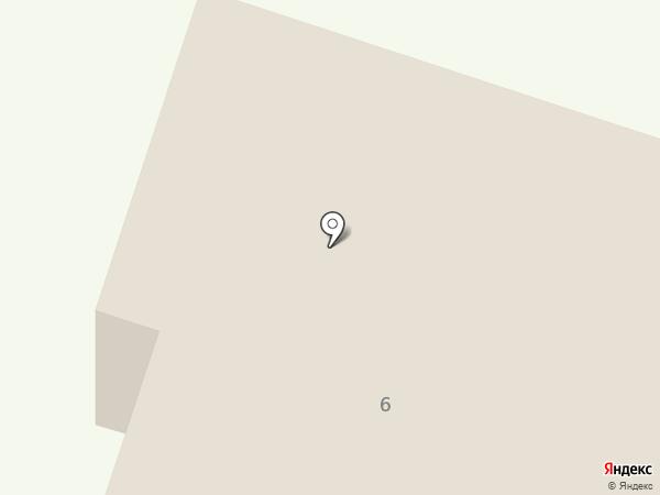 ДЮСШ №1 на карте Инского