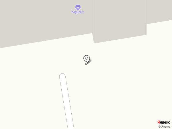 Магазин разливного пива на карте Киселёвска