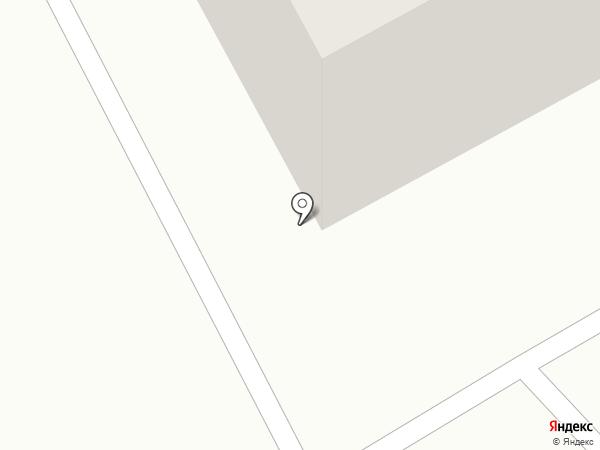 Долорес на карте Киселёвска