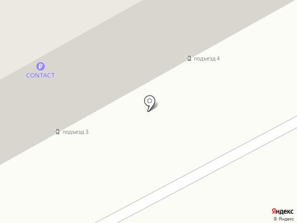 Почтовое отделение №23 на карте Киселёвска