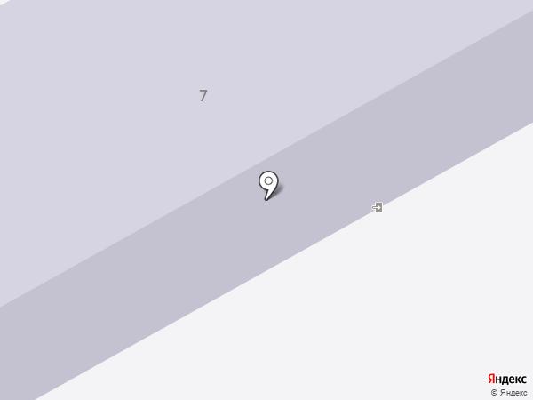 Средняя общеобразовательная школа №28 на карте Киселёвска