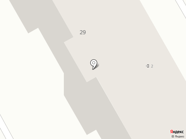 Библиотека №8 на карте Киселёвска