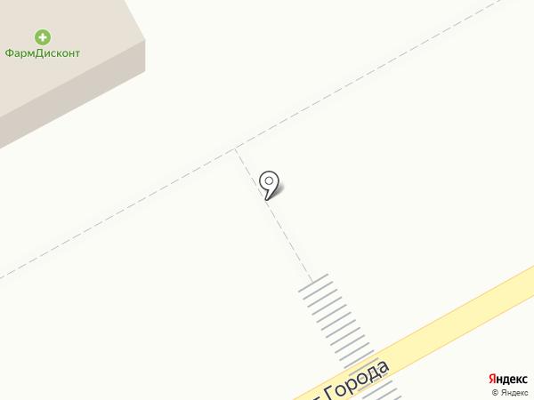 Евросеть на карте Киселёвска