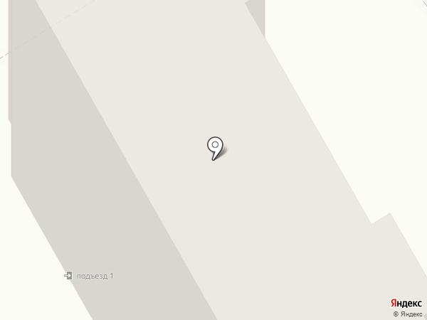Салон-парикмахерская на карте Киселёвска