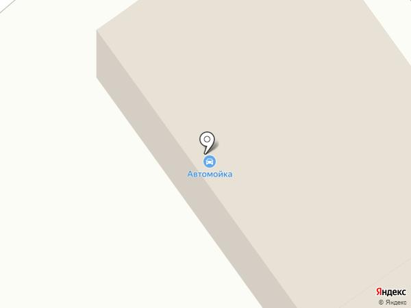 КаскадАвто на карте Киселёвска