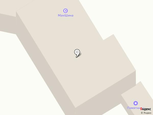 АвтоСфера на карте Киселёвска