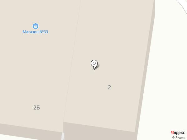 Рубин на карте Новосафоновского