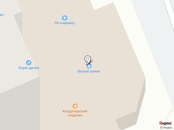 Салон-магазин на карте Прокопьевска