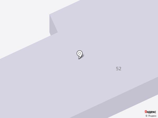 Детский сад №93 на карте Прокопьевска