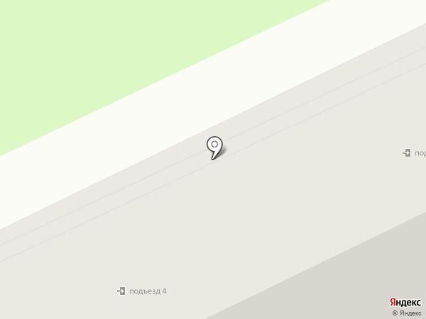 Барс на карте Прокопьевска