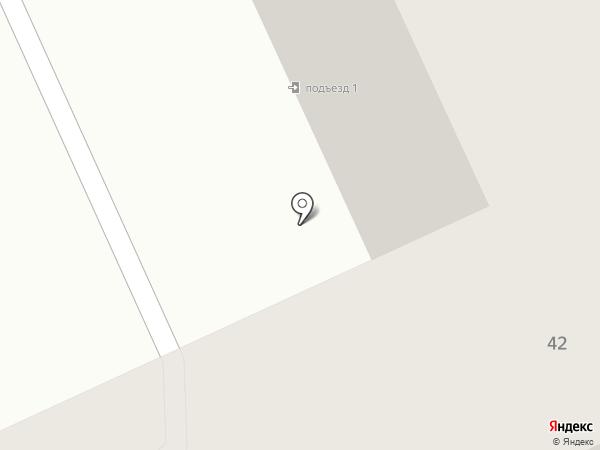 Социальная на карте Прокопьевска